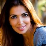 Headshot of presenter for Dubai TV