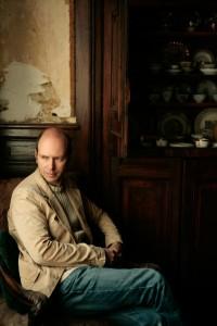 Mac Allum BBC Antiques Roadshow expert . Promotional image for publicity
